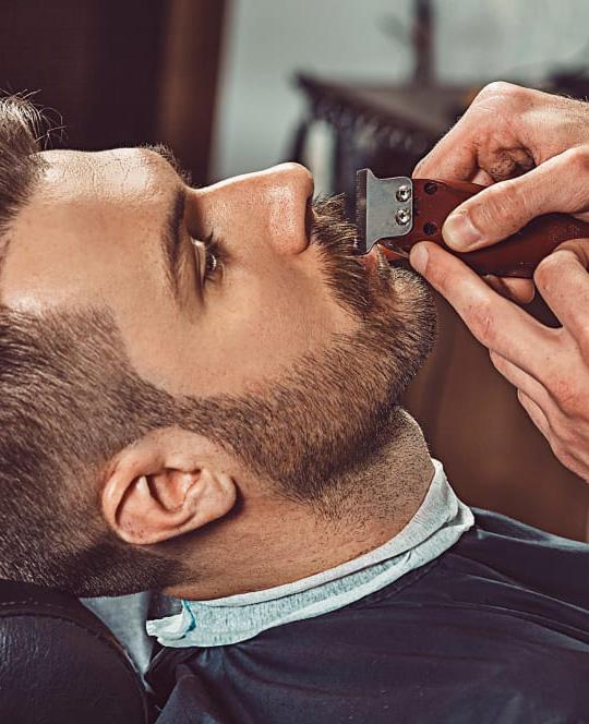Sagomatura barba