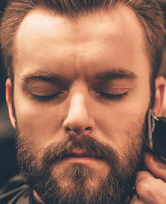 Trattamento intensivo barba